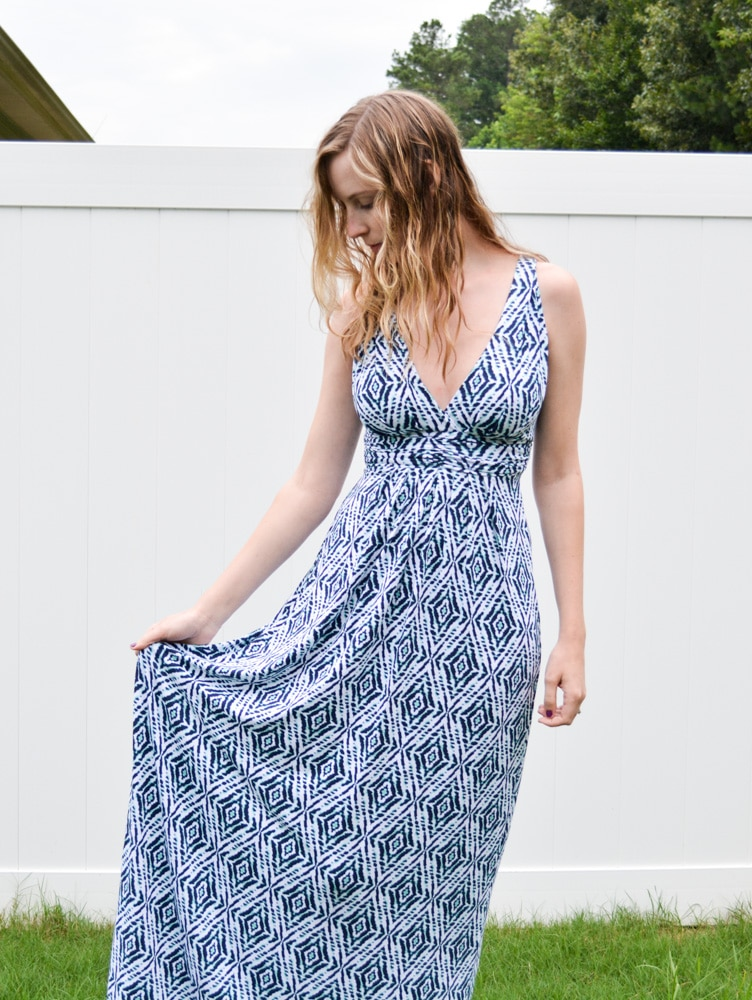 Stitch Fix Experience Maxi Dress