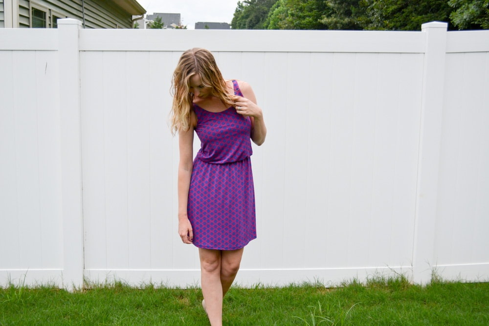 Stitch Fix Experience Dress